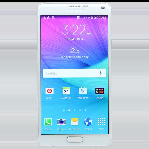 Galaxy Note 4 Repairs